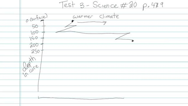 Test 3 - Science - Question 20