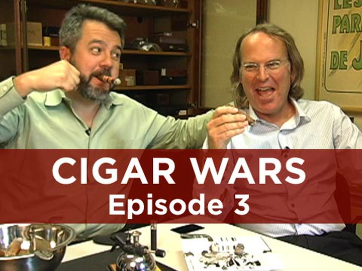 Cigar Wars: Episode Three
