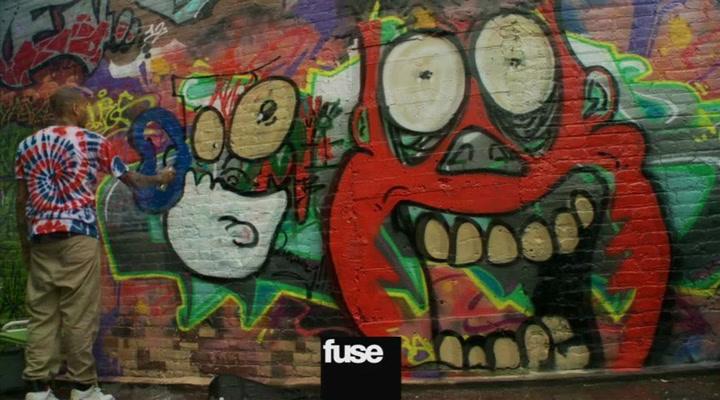 Chris Brown On His Artwork