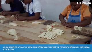 Las rosquillas, un antojo derivado del maíz y la tradición