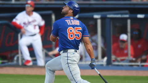 Did Tim Tebow ever actually had a shot at the Major Leagues?