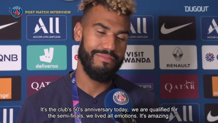 Choupo-Moting: I am really happy to score