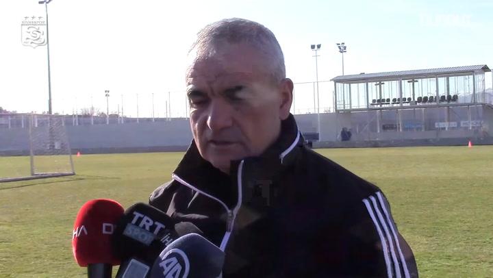 Rıza Çalımbay Galatasaray Maçı ile İlgili Açıklamalarda Bulundu