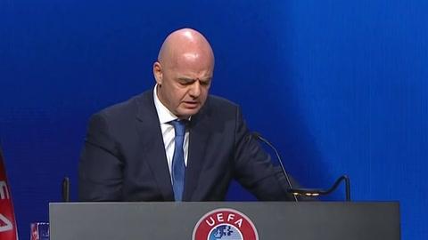 La FIFA avisa de