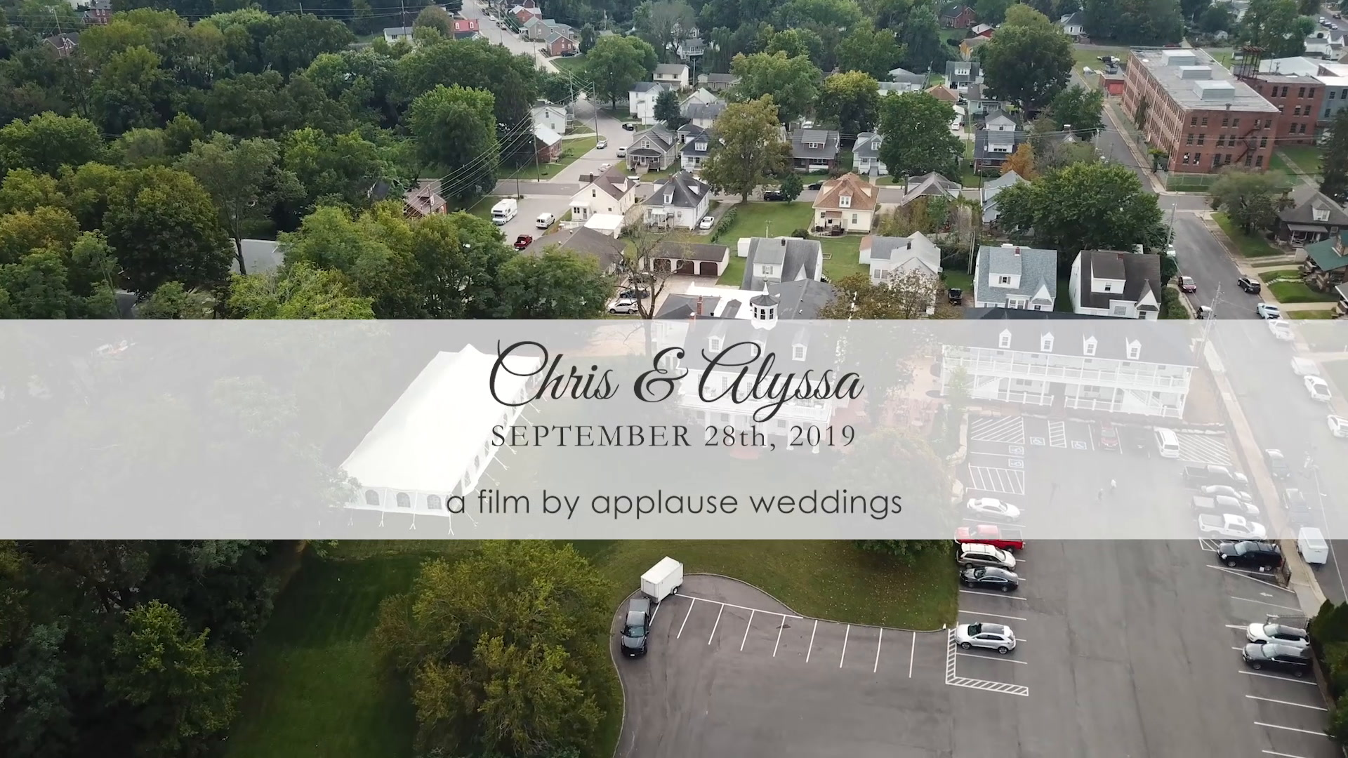 Alyssa + Chris | Washington, Missouri | Elijah McClain's