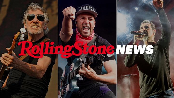 Rage Against the Machine, Serj Tankian, Sign Letter Asking Artists to Boycott Israel   RS News 5/28