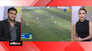 Análisis en DIEZ TV sobre el nivel del Olimpia: