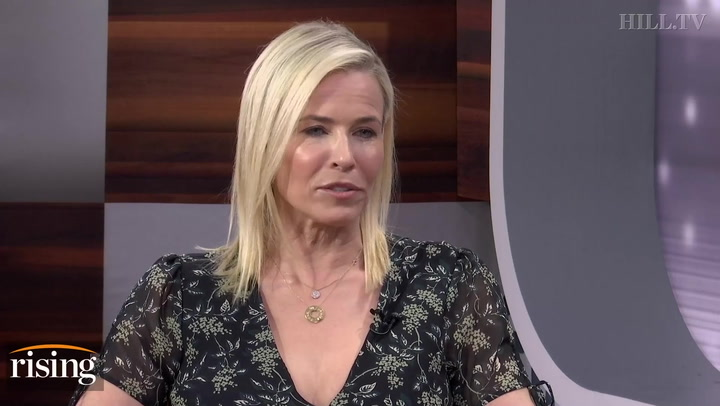 Chelsea Handler on Trump election: 'It represented to so many people their lives becoming unhinged'