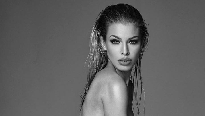 Así es la espectacular modelo Jessica Goicoechea