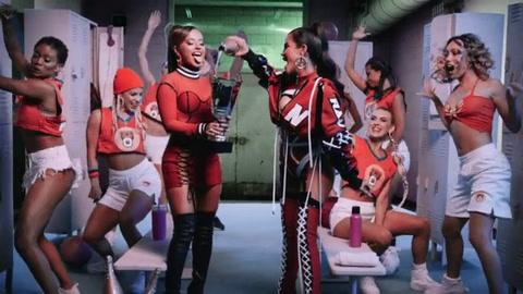 Natti Natasha y Becky G lanzan Ram Pam Pam, su visión del feminismo en el reggaetón