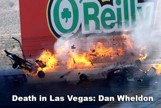 Death in Las Vegas: Dan Wheldon