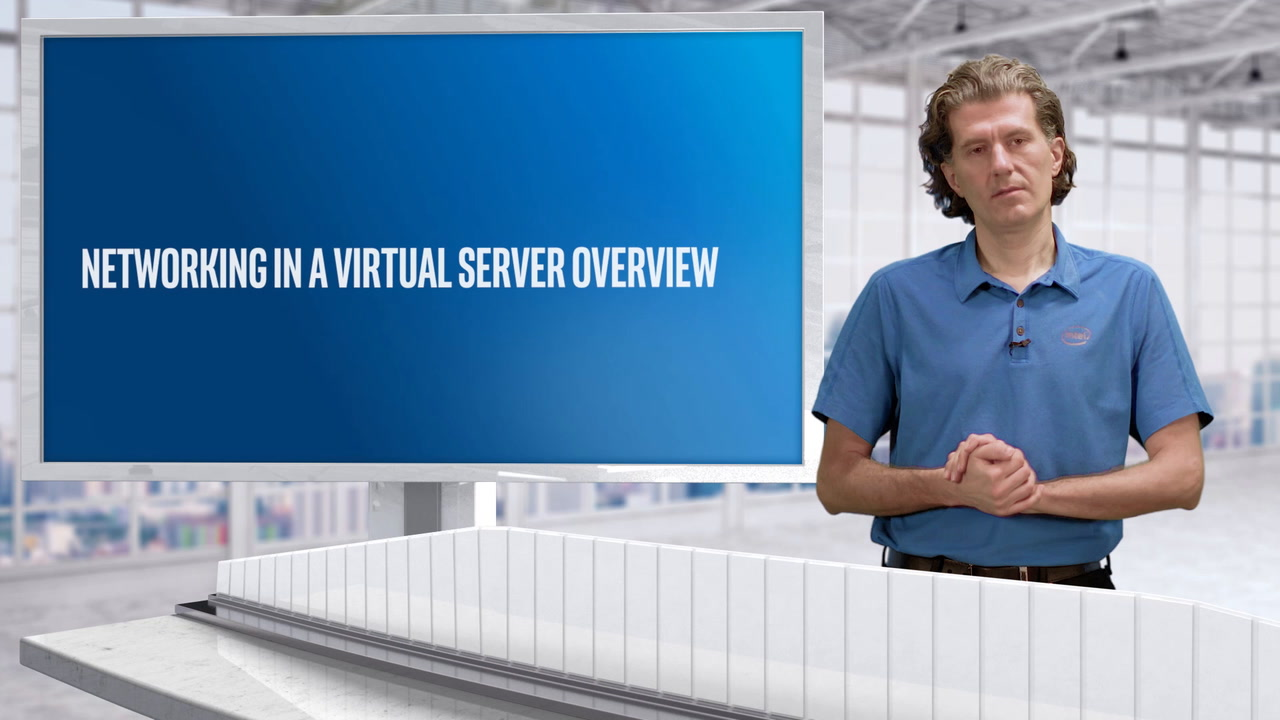 Chapter 1: Networking in a Virtual Server Overview