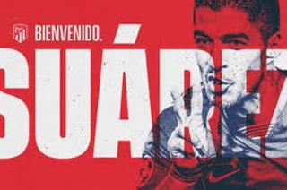 OFICIAL: El Atlético de Madrid anuncia el fichaje de Luis Suárez por dos temporadas