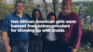 School ditches braid ban after being called racist