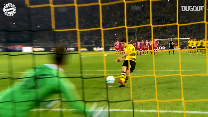 FC Bayern's Top 10 Penalty Saves