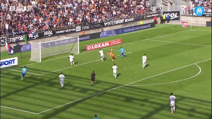Clinton N'Jie scores Brace In OM win vs SC Amiens