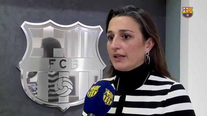 El Barça lamenta que no se emita el partido contra el Atlético de Madrid