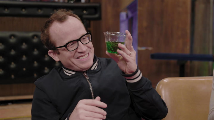Chris Gethard: Food