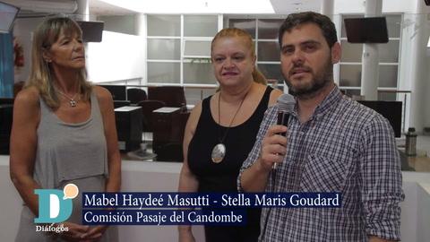 El Pasaje del Candombe tendría valor sacro, cultural, histórico y turístico