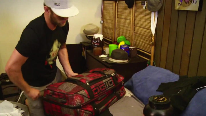 The Suitcase: What I Bring On Warped Tour