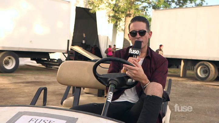 Bonnaroo 2015: G-Eazy Has Completed 40 Songs For 'The Rise Of The Villain'