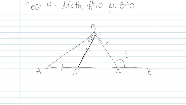 Test 4 - Math - Question 10