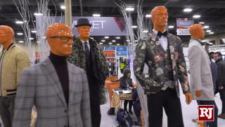 MAGIC fashion convention showcases men's clothing trends