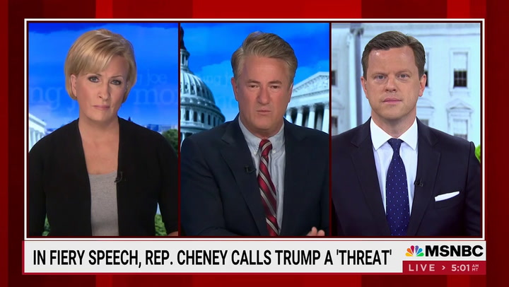 Scarborough on GOP Support of Trump: 'These People Are in a Cult'