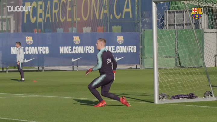 Barça Gear Up For The Catalan Derby