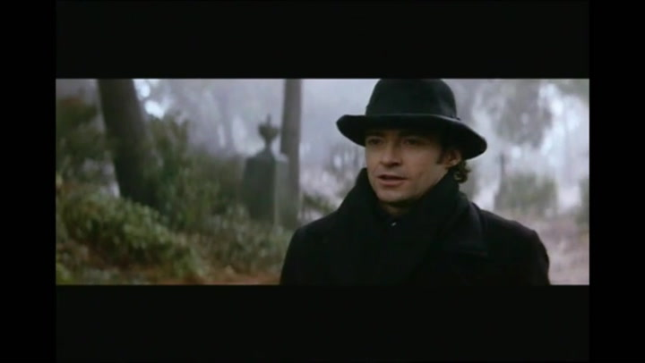 Unscripted-Hugh Jackman and Christian Bale (The Prestige)