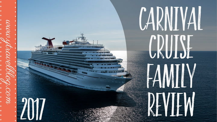 Carnival Vista Video - Highlights of Our 6 Day Western Caribbean Cruise