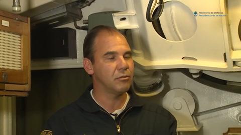 Siguen buscando al submarino ARA San Juan por aire y agua
