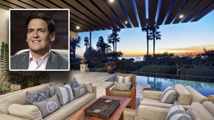 Mark Cuban's $19M Laguna Beach Purchase Comes Fully Loaded With Amenities