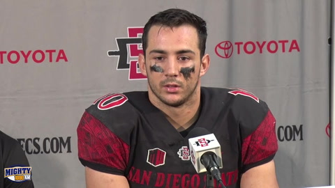 Aztecs lose to Boise State 31-14: