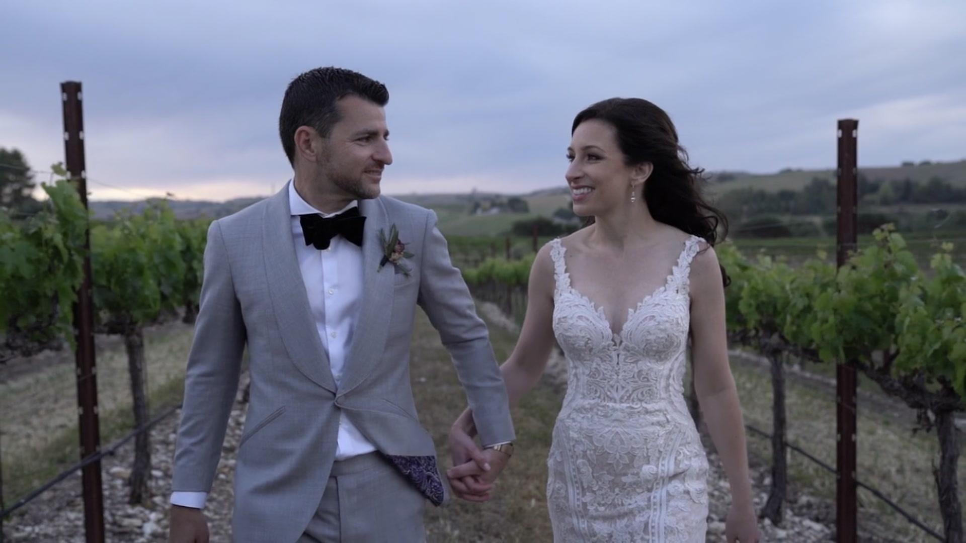 Ryan + Salina | Paso Robles, California | Terra Mia
