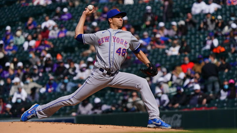 What could it take to actually get a Jacob deGrom extension done?