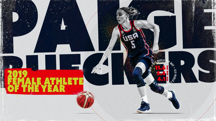 2019 USA Basketball Female Athlete of the Year