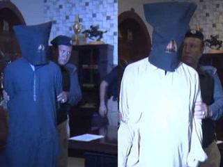 مسجد میں لوٹ مار کرنے والے تین ملزمان فوٹیج کی مدد سے گرفتار