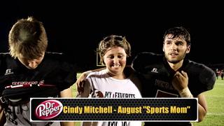 Sports Mom - Cindy Mitchell