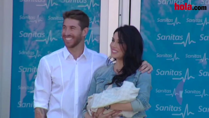 Pilar Rubio, feliz con su hijo: \'Ahora a disfrutar de él\'