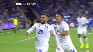 Potente disparo y Jorge Álvarez pone a ganar a la H ante El Salvador