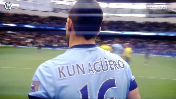 Throwback: Aguero Puts Four Past Tottenham
