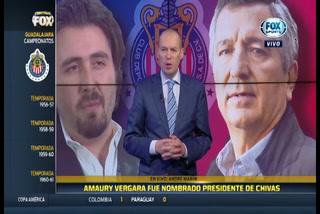 André Marín aparece en programa en vivo en aparente estado de ebriedad