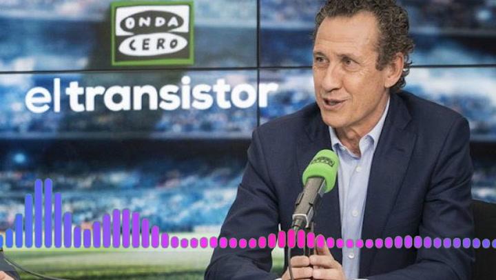 """Valdano: """"Yo no interpreto la jugada como penalti"""""""