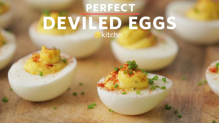 How to make deviled eggs the classic method kitchn ccuart Choice Image