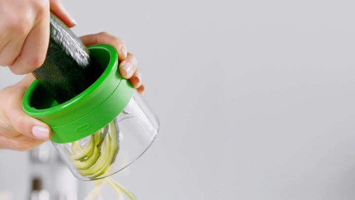 Preview image of OXO 3 Blade Handheld Spiralizer video