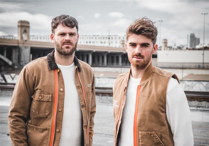 On Heavy Rotation: In Conversation With The Chainsmokers and Mantis VC