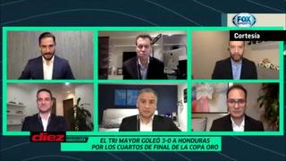 Periodista mexicano de FoxSports a Centroamérica: