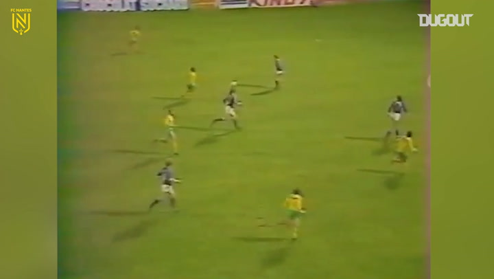 Loic Amisse's best moments at Nantes