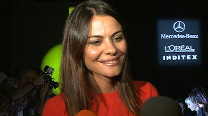 María José Suárez confirma que Eva González ya tiene vestido de novia